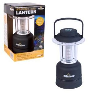 12 LED MINI LANTERN WITH DIMMER