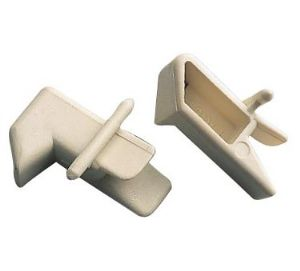SEITZ BLIND REATINING HOOK SP 317 BEIGE PAIR